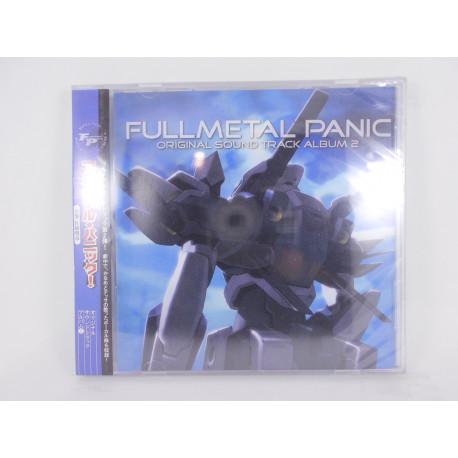 Fullmetal Panic / Original Sound Track Album 2 / ALCA8064