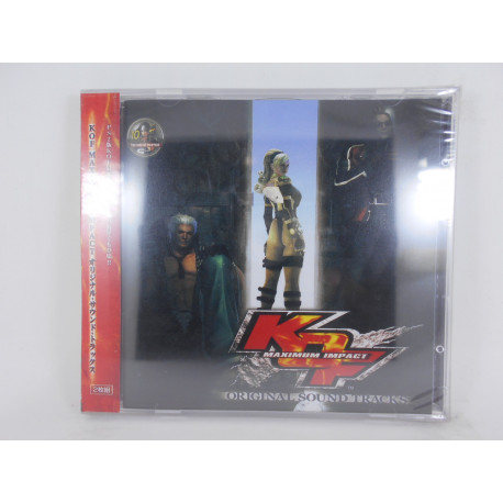 King Of Fighters Maximum Impact / Original Sound Tracks / MICA0295-6