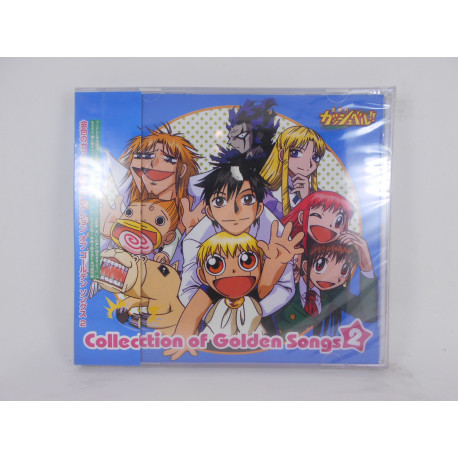 Konjiki No Gash Bell!! / Collection of Golden Songs 2 / MICA650