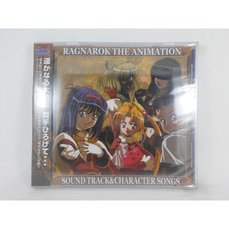 Ragnarok The Animation / Sound Track & Character Songs / MICA300