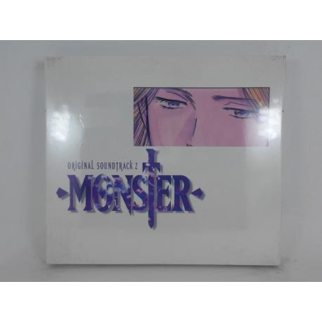 Monster / Original Soundtrack 2 / MICA0401
