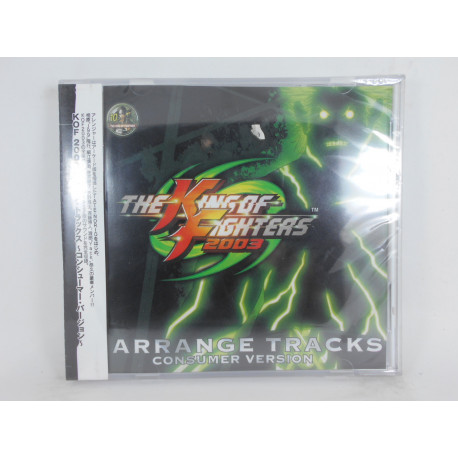 King Of Fighters 2003 / Arrange Tracks Consumer Version / MICA0374