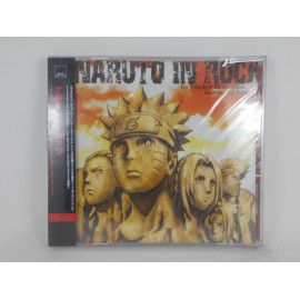 Naruto In Rock / Very Best Hit Collection Instrumental Version / MICA0898