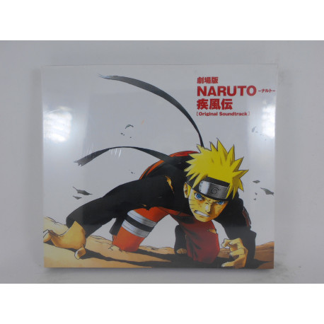 Naruto Shippuden The Movie / Original Soundtrack / MICA0841