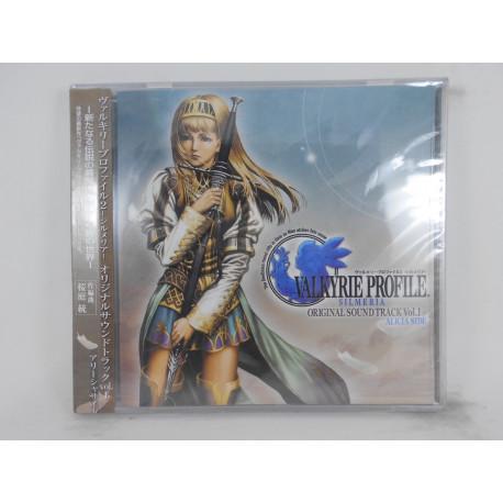Valkyrie Profile Silmeria / Original Soundtrack Vol.1 Alicia Side / MICA0716-7