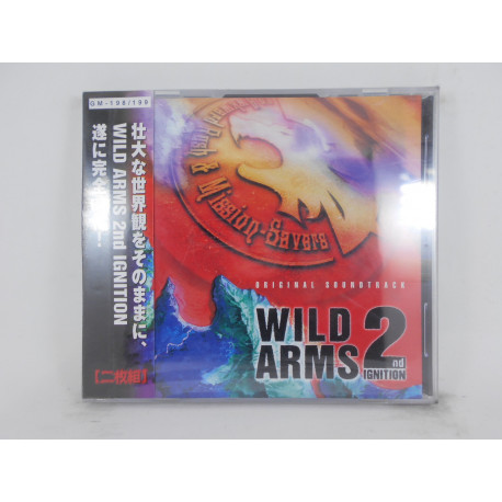 Wild Arms 2nd Ignition / Original Soundtrack / GM198-9