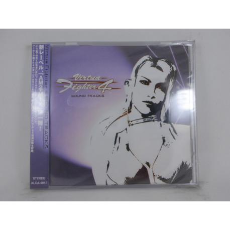Virtua Fighter 4 / Sound Tracks / ALCA8017