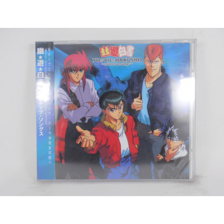 Yu Yu Hakusho / Collective Songs / MICA0274