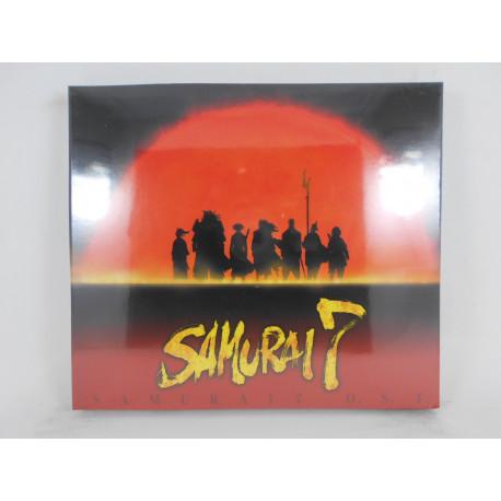 Samurai 7 / Original Soundtrack / MICA0674