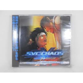 SNK Vs. Capcom SVC Chaos / Original Soundtrack / MICA0093