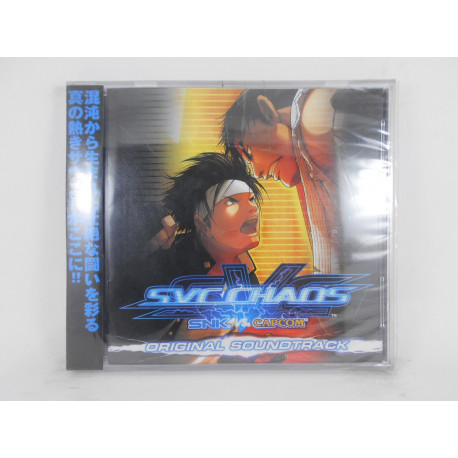 SNK Vs. Capcom SVC Chaos / Original Soundtrack / MICA0093
