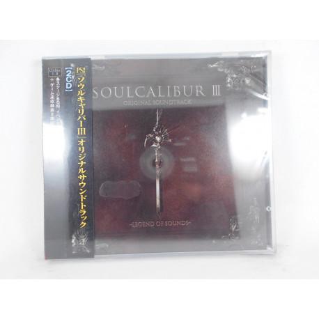 Soulcalibur III / Original Soundtrack / MICA581-2
