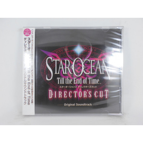 Star Ocean 3 Director's Cut / Original Soundtrack / MICA0137