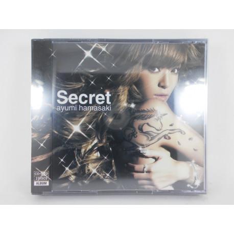 Ayumi Hamasaki / Secret CD+DVD / MIBP1022-3