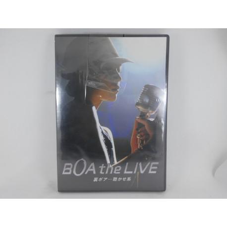 BoA / the LIVE / MIDP0197