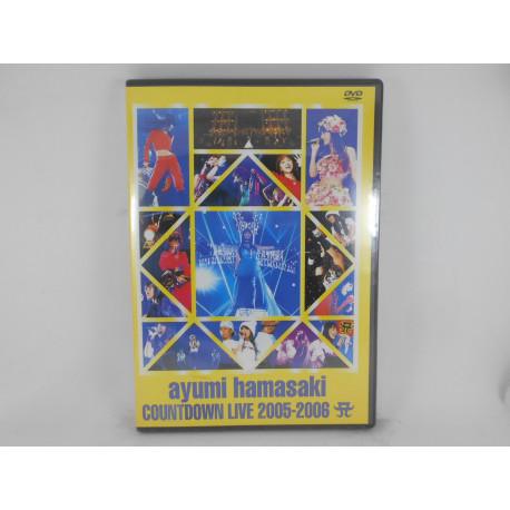 Ayumi Hamasaki / Countdown Live 2005-6 / MIDP0165