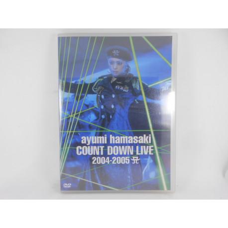 Ayumi Hamasaki / Countdown Live 2004-5 / MIDP0081