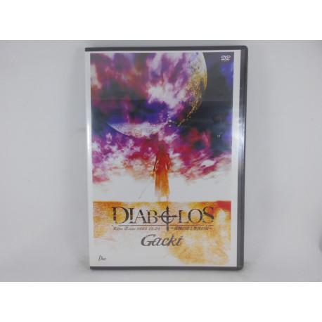 Gackt / Live Tour 2005 / Diabolos / MIDP0166-7
