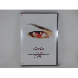 Gackt / Greatest Filmography 1999-2006 Red / MIDP0172