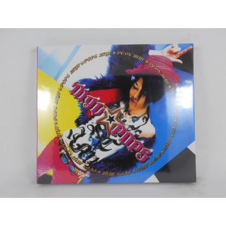 Miyavi / Myvpops (CD + DVD) / MIBP1012-3
