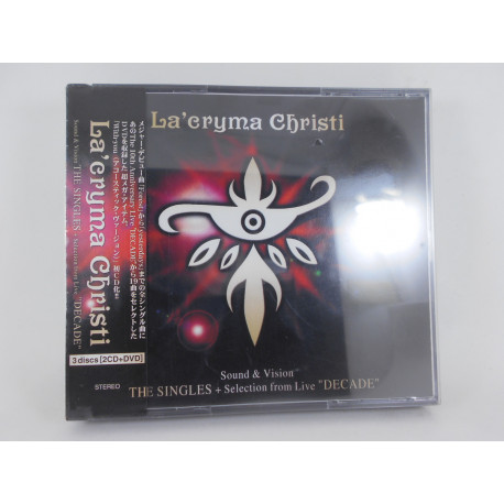 LaCryma Christi / The Singles + Selection from Live DECADE /MIBP1014-6