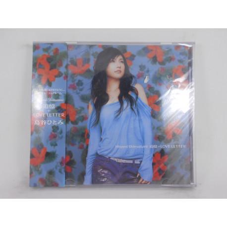 Hitomi Shimatami / Tsuioku+Love Letter / MICP0027