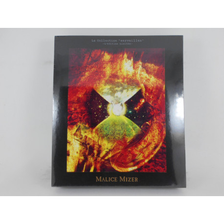 Malice Mizer / La Collection Merveilles / 3DVD+1CD / MIBP1001-4