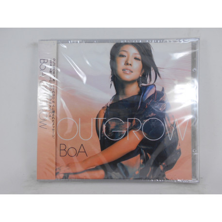 BoA / Outgrow (CD+DVD) / MIBP1010-1