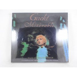 Gackt / Mizerable / Complete Singles Collection / MICP0002