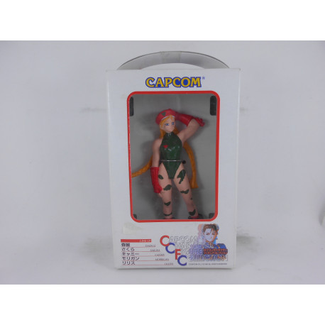 Capcom Character Figure Cammy