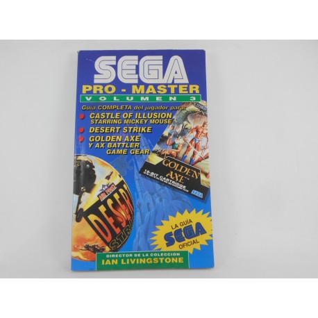 Sega Pro-Master Volumen 3
