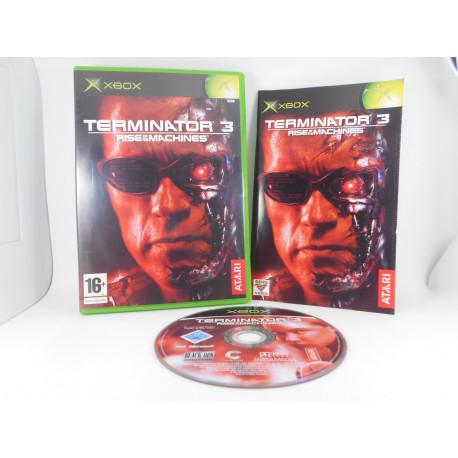 Terminator 3: Rise of the Machines *