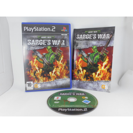 Army Men: Sarge´s War
