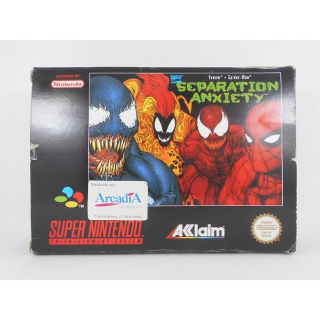 Venom / Spider-Man: Separation Anxiety