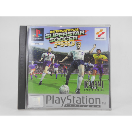 International Superstar Soccer Pro - Platinum