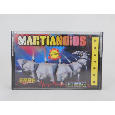 Martianoids - Amstrad