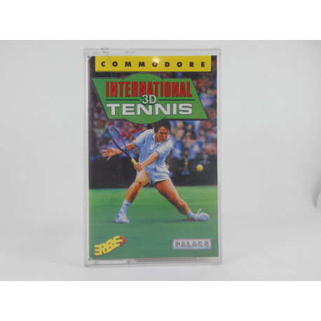 International 3D Tennis - Commodore