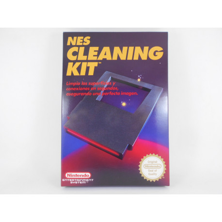 Nintendo NES Cleaning Kit Oficial