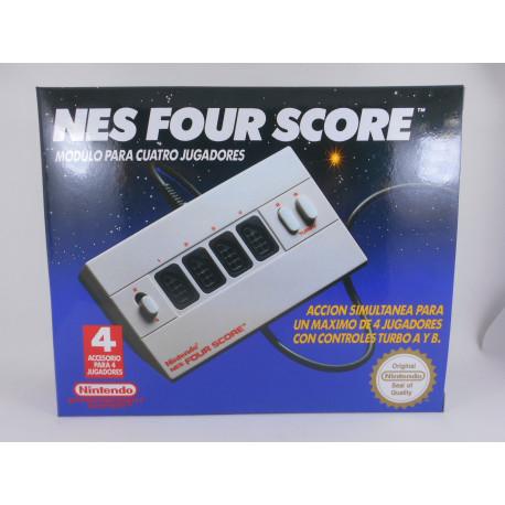 Nintendo NES Four Score 4 jugadores Oficial