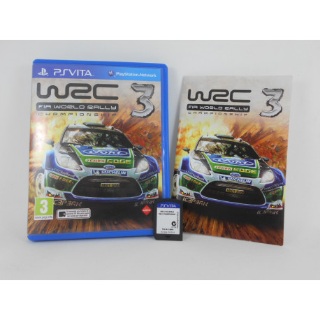 FIA World Rally Championship 3