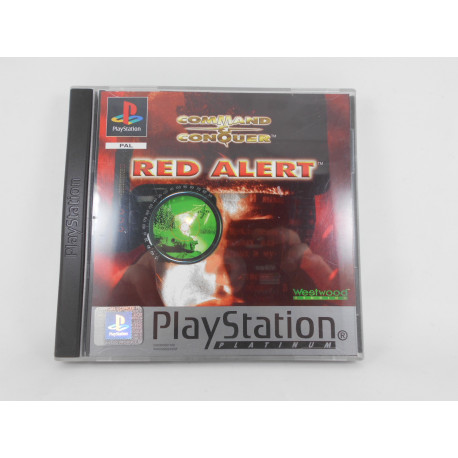 Command & Conquer: Red Alert - Platinum
