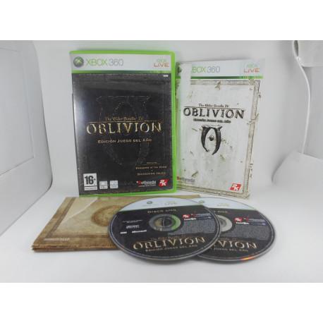 Oblivion: Edicion Juego del Año