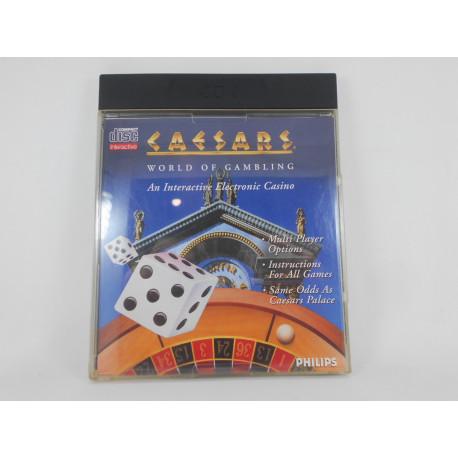 Caesars - World of Gambling