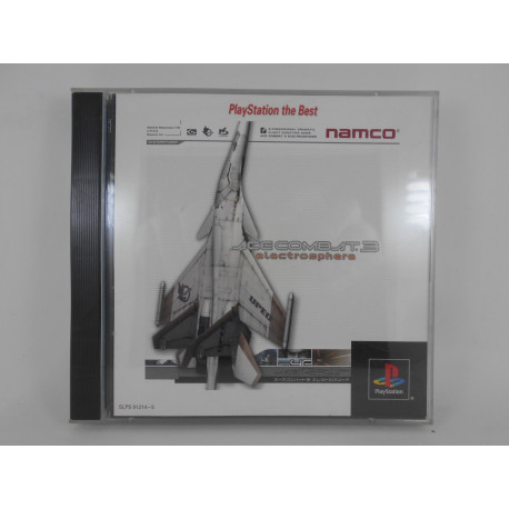 Ace Combat 3 Electrosphere - The Best