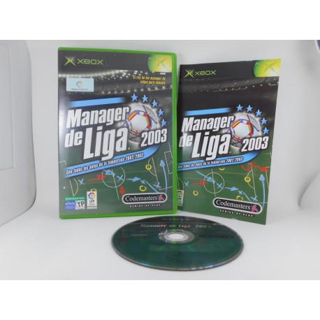 Manager de Liga 2003
