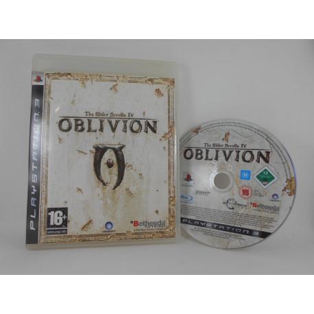 Oblivion: Elder Scrolls IV