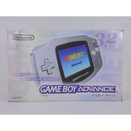 Game Boy Advance Platinum