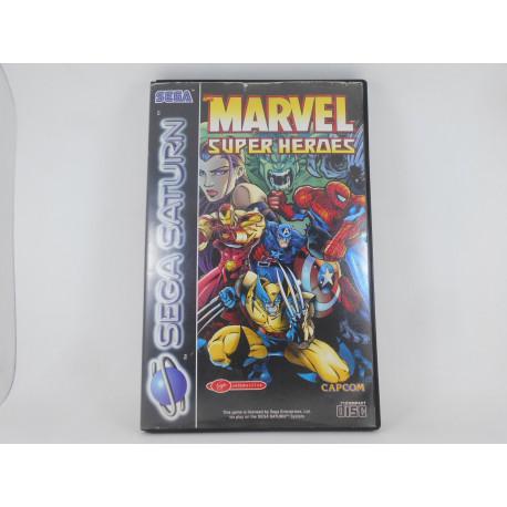 Marvel Super Heroes.