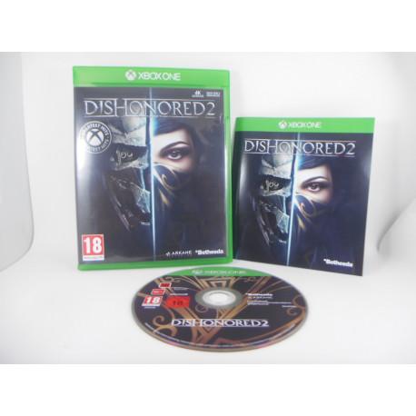 Dishonored 2 U.K.