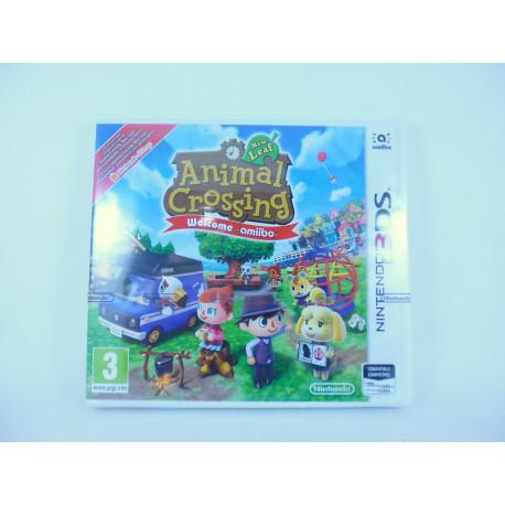 Animal Crossing New Leaf: Welcome amiibo